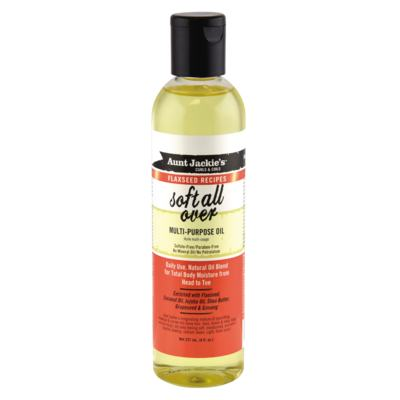 Aunt Jackie's Soft All Over - Óleo Multifuncional - 237ml