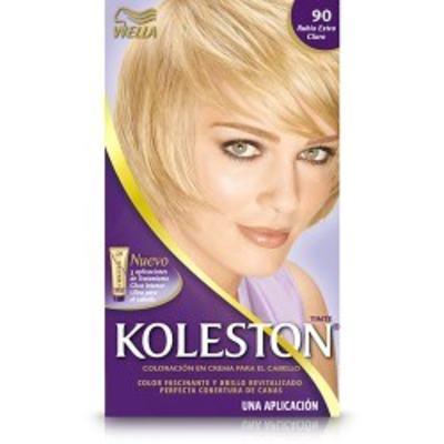 Imagem 1 do produto Tintura Koleston 90 Louro Ultraclaro