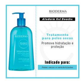 Gel De Banho Bioderma Atoderm - 500ml