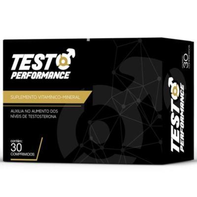 Imagem 1 do produto Testo Performance com 30 Comprimidos
