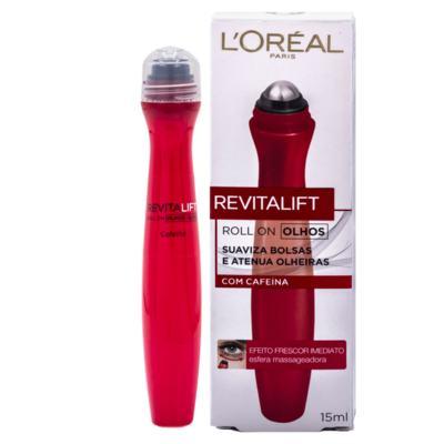 Imagem 2 do produto Rejuvenescedor para a Área dos Olhos L'Oréal Paris Revitalift Roll On Olhos - 15ml