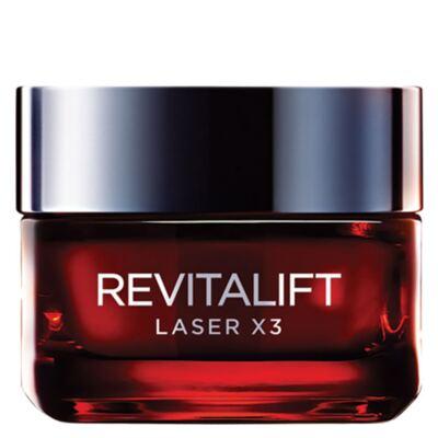 Imagem 1 do produto Rejuvenescedor Facial L'Oréal Paris Revitalift Laser X3 - 50ml