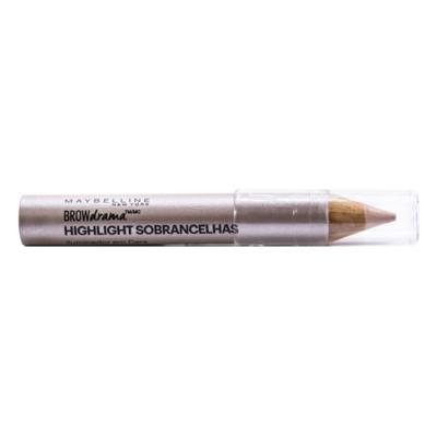 Imagem 5 do produto Lápis Iluminador para Sobrancelha Maybelline Brow Drama - Nude perolado