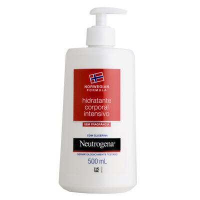 Imagem 1 do produto Norwegian Formula sem Fragrância Neutrogena - Hidratante Corporal Intensivo - 500ml