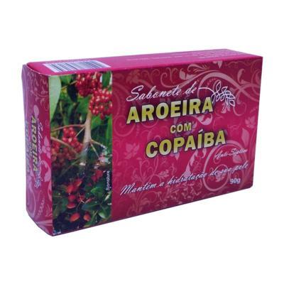 Sabonete em Barra de Aroeira com Copaíba 90g