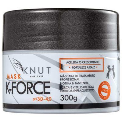 Imagem 1 do produto Knut K-Force Máscara Capilar - 300g