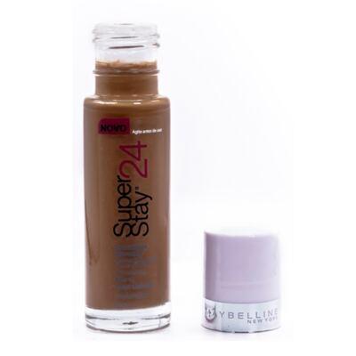 Imagem 4 do produto Super Stay 24H Maybelline - Base Facial - Cocoa Dark