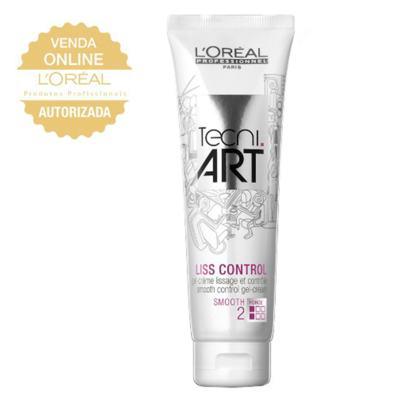 Imagem 2 do produto L'Oréal Professionnel Tecni Art Liss Control - Gel-creme de Pentear - 150ml