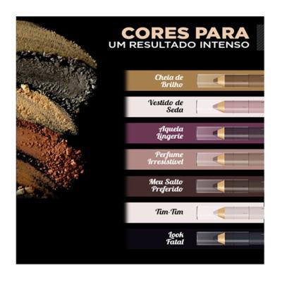 Imagem 6 do produto Sombra em Lápis Maybelline - Expert Wear - Tim-Tim