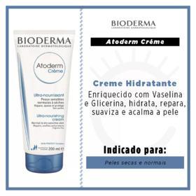 Creme Bioderma Atoderm - 200ml