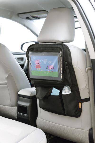 Imagem 2 do produto Organizador para Carro com Case para Tablet Store 'N Watch Multikids Baby - BB184