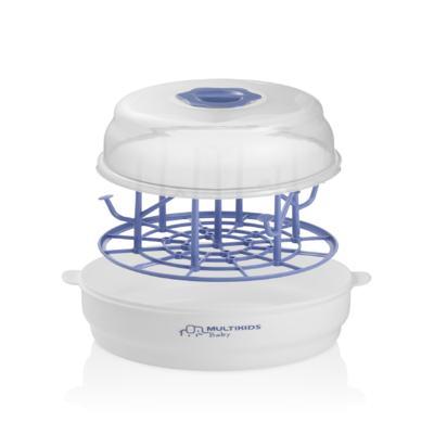 Imagem 1 do produto Esterilizador A Vapor para Micro-Ondas Clean & Dry Multikids Baby - BB170