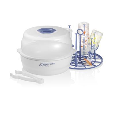 Imagem 2 do produto Esterilizador A Vapor para Micro-Ondas Clean & Dry Multikids Baby - BB170