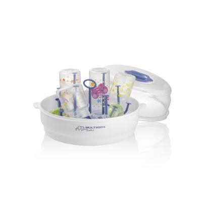 Imagem 3 do produto Esterilizador A Vapor para Micro-Ondas Clean & Dry Multikids Baby - BB170