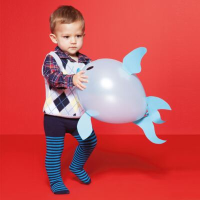 Imagem 2 do produto Minhoquinho para bebê Tubarão - Puket