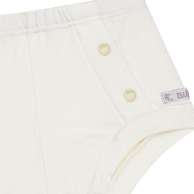 Imagem 2 do produto Cobre Fralda em algodão egípcio Marfim - Bibe - 10P02-115 TP FRALDAS CRISTAL MARFIM -GG