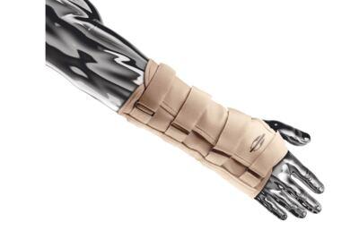 Imagem 1 do produto Imobilizador de Pulso com Tala Ortotech Mormaii - Bege Esquerdo G
