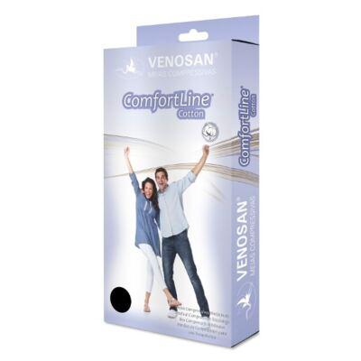 Imagem 1 do produto Braçadeira Até O Metacarpo Comfortline Cotton 30-40 Mmhg Venosan - Longa Bege P