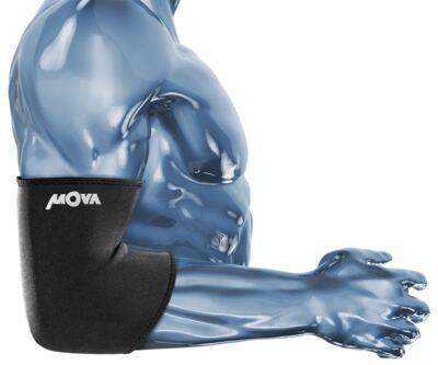 Imagem 1 do produto Cotoveleira Preta Mova - Preta G