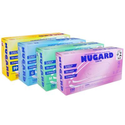 Imagem 1 do produto Luva de Procedimento de Látex Nugard - G