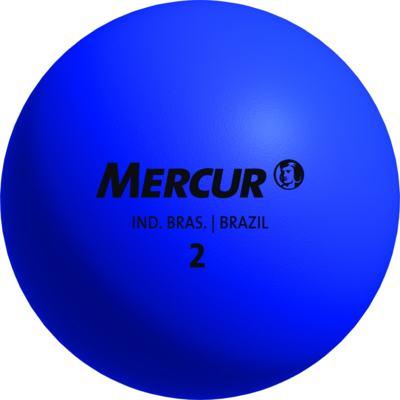 Imagem 1 do produto Bola De Borracha N8 Mercur - Azul