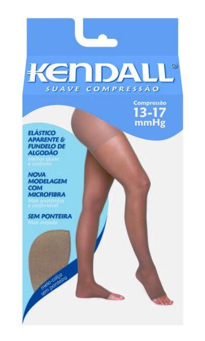 Imagem 1 do produto MEIA CALÇA 13-17 SUAVE KENDALL - MEL PONTEIRA ABERTA GG