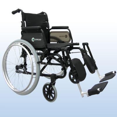 Imagem 1 do produto Cadeira De Rodas Com Apoio De Panturrilha Sl-7100 Comfort Praxis - Assento 40 Cm