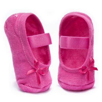 Imagem 1 do produto Meia Sapatilha para bebe Pink - Puket