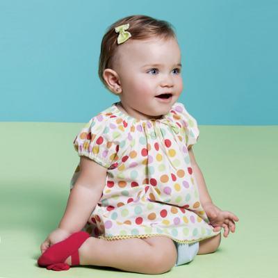 Imagem 2 do produto Meia Sapatilha para bebe Flor Vermelha - Puket