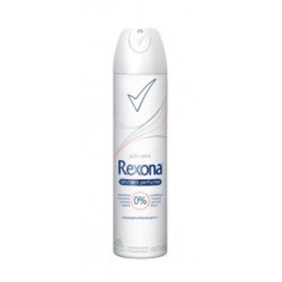 Imagem 1 do produto Desodorante Rexona Aerosol Feminino Sem Perfume - 175 ml