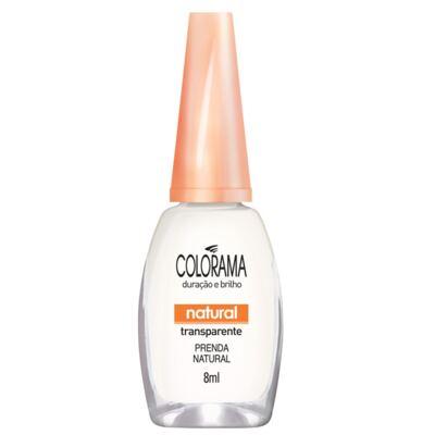 Imagem 1 do produto Esmalte Colorama Natural Transparente Prenda Natual 8ml
