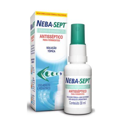 Antisséptico Neba-Sept Spray - 30ml
