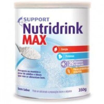 Imagem 2 do produto Nutridrink Max Sem Sabor 700g