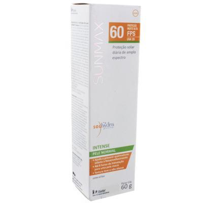 Imagem 1 do produto Protetor Solar Sunmax Intense Pele Normal-Seca Fps 60 Stiefel 60ml
