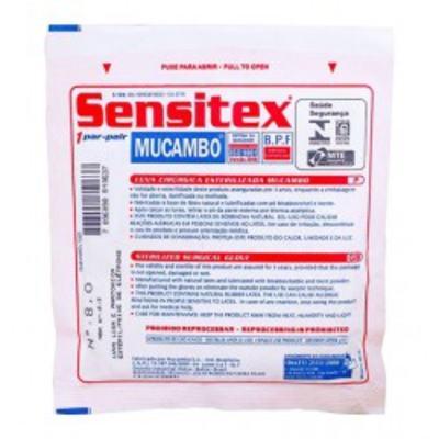 Luva Cirurgica Sensitex Esteril - 8.0   1 PAR