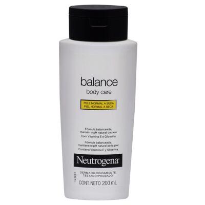 Imagem 1 do produto Loção Hidratante Neutrogena Balance 200ml