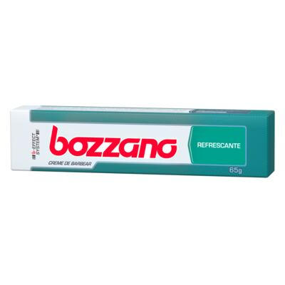 Imagem 1 do produto Creme para Barbear Bozzano Aloe Vera 65g