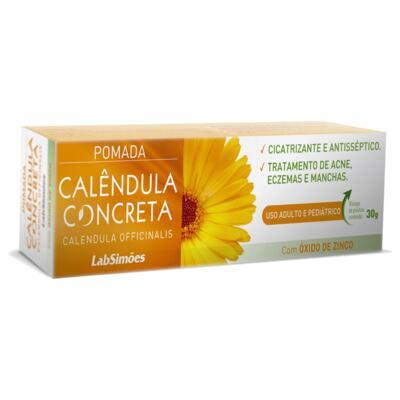 Imagem 1 do produto Calêndula Concreta 30g