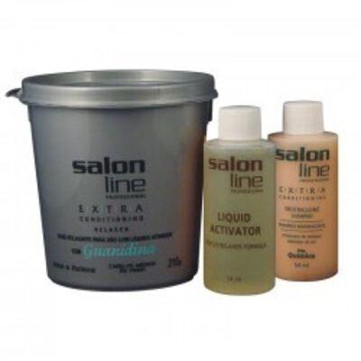Imagem 1 do produto Creme Relaxante Salon Line Extra Conditioning Regular