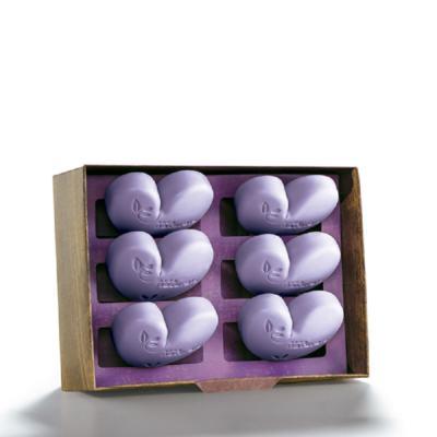 Imagem 1 do produto Sabonete Naturals Lavanda e Camomila 6 Unidades - 50g cada -