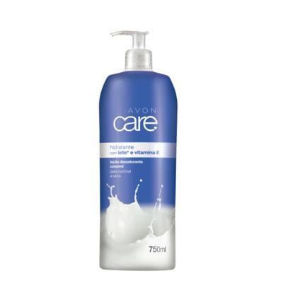 Imagem 1 do produto Hidratante Corporal Avon Care Leite e Vitamina E 750ml