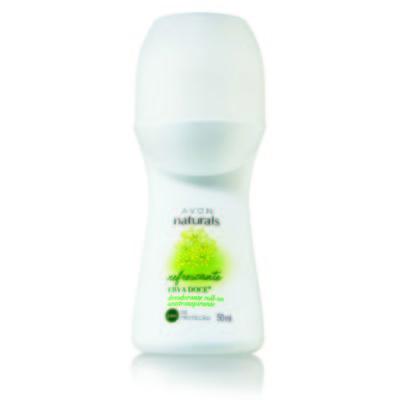 Imagem 1 do produto Desodorante Roll-On Antitranspirante 50ml - Erva Doce