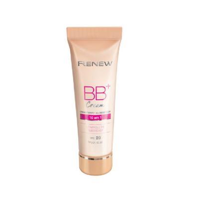 Imagem 2 do produto BB Cream + Protetor Avon Renew Multibenefícios 10 em 1 FPS 20 - BB Cream + Protetor Avon Renew Multibenefícios 10 em 1  FPS 20 - Pele Escura