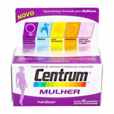 Imagem 4 do produto Centrum Mulher - 30 Comprimidos