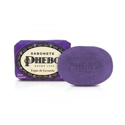 Imagem 1 do produto Sabonete Phebo Toque de Lavanda 90g
