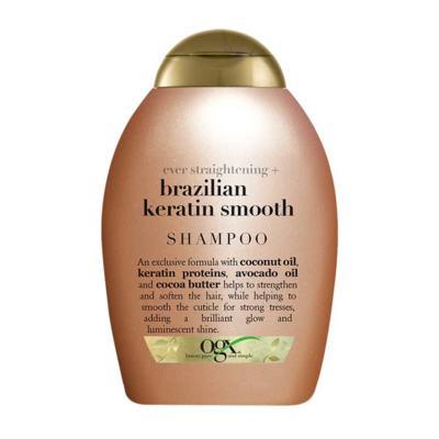 Imagem 5 do produto Shampoo Ogx - Brazilian Keratin Smooth   385ml
