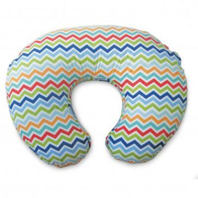 Imagem 1 do produto Almofada Boppy c/ Capa Colorful Chevron - Chicco