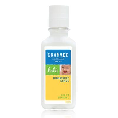 Imagem 3 do produto Kit com 1 sabonete + 1 Loção Hidratante + 1 Óleo Suave para bebê Tradicional - Granado