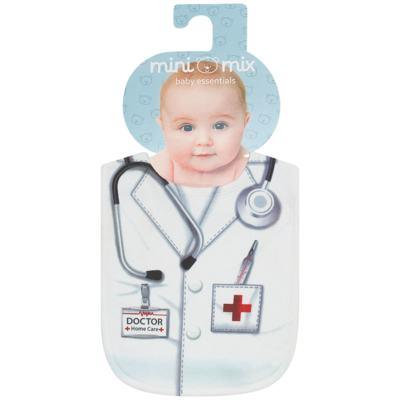 Imagem 1 do produto Babador Maxi em suedine Mini Doctor - Mini Mix