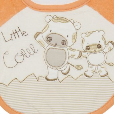 Imagem 2 do produto Babador para bebe atoalhado Mu Mu - Classic for Baby